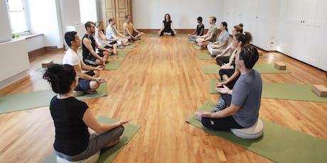 Initiation à la méditation – La pleine conscience du souffle billets