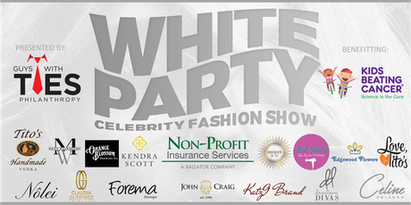 White Party Celebrity Fashion Show tickets