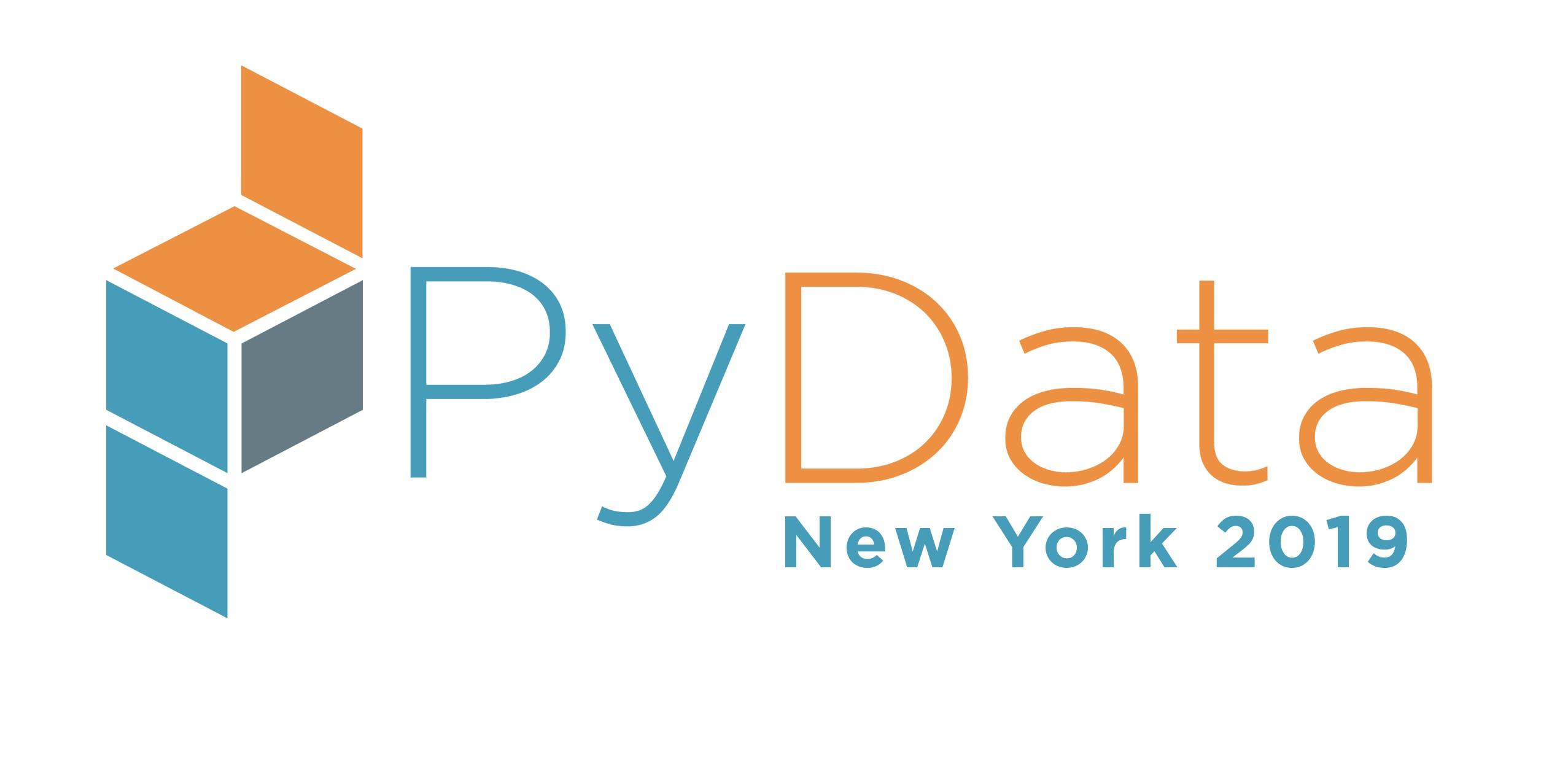 PyData NYC 2019