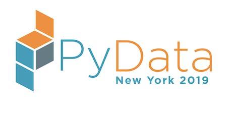 PyData NYC 2019  tickets
