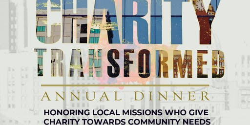 Charity Transformed Dinner 2019