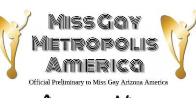 Miss Gay Metropolis America 2020 @ 191 Toole