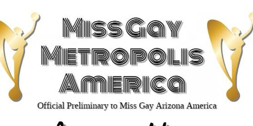 Miss Gay Metropolis America 2020