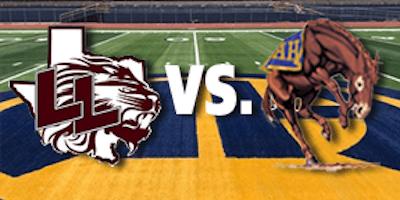 Home Football Game, Lockhart VS AHHS