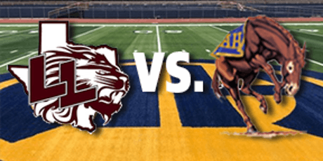 Home Football Game, Lockhart VS AHHS tickets