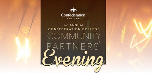 Confederation College Community Partners' Evening