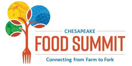 2019 Chesapeake Food Summit tickets