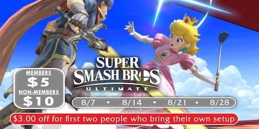 Wednesday Night Ultimate Smash Bros Tournament