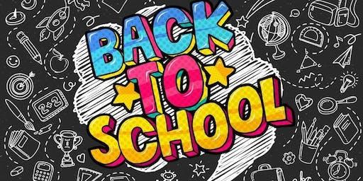 Back to School! Trivia Night Fundraiser for Brian Barker