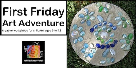 FIRST FRIDAY ART ADVENTURE: Stepping Stone tickets