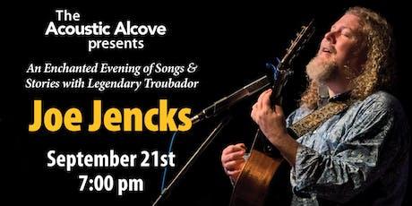 An Evening with Joe Jencks tickets