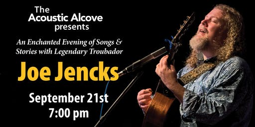 An Evening with Joe Jencks