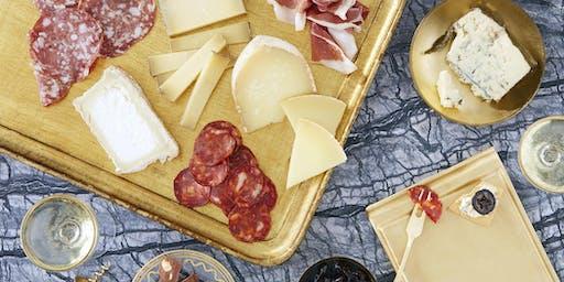 Wine & Cheese Pairing @ Murray's Cheese