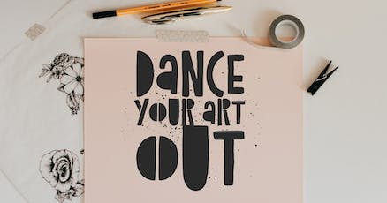Dance Your Art Out tickets