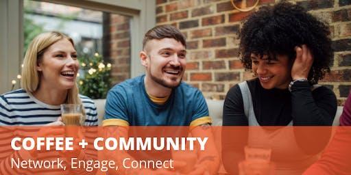 TAO C+C: Coffee + Community