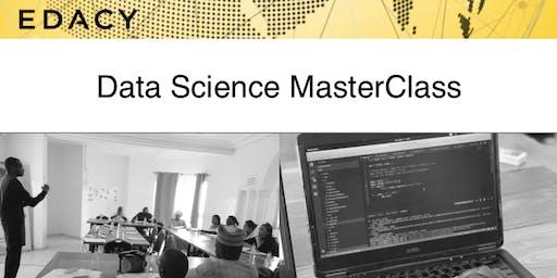 DATA SCIENCE MASTERCLASS