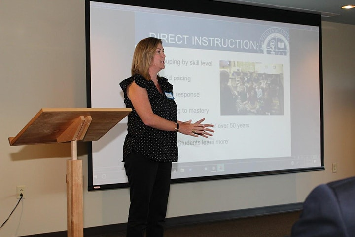 Thales Academy Informational Meeting for Wilson County, Tennessee image