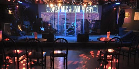 Open Mic Jam Session tickets