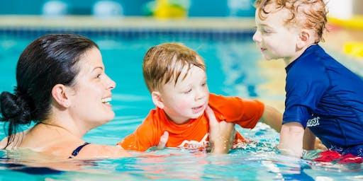 Family Swim | $10/swimmer or $30/family