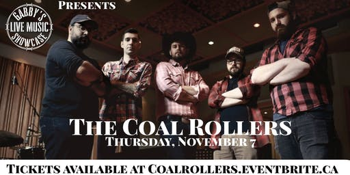The Coal Rollers - Gabby's Live Music Showcase
