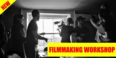 FILM WORKSHOP | Learn Lighting, Sound & Camera in 1 DAY! tickets