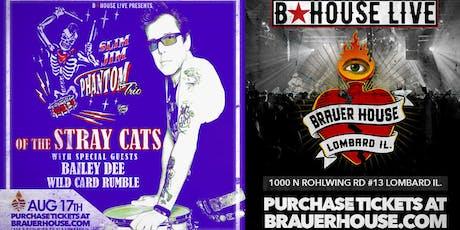 Slim Jim Phantom Trio (of The Stray Cats) tickets