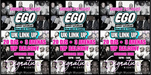 EGO UK LINK UP
