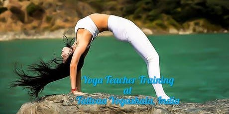 200 Hour Ashtanga Yoga Teacher Training India tickets