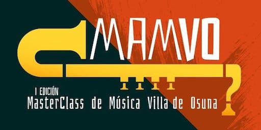 Master Class MAMVO Clarinete - Daniel Maldonado