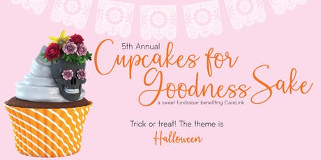 Cupcakes for Goodness Sake 2019 tickets