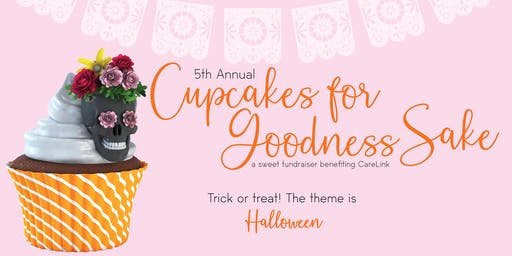 Cupcakes for Goodness Sake 2019