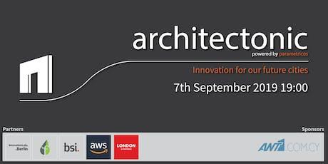 Architectonic tickets