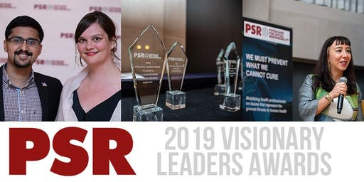 2019 Visionary Leaders Awards Reception and Symposium