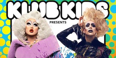 KLUB KIDS LONDON - Drag World after party - KIM CH