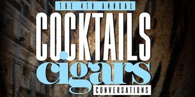 Cocktails, Cigars, & Conversation 2019 Alumni Block Party