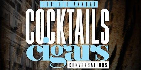 Cocktails, Cigars, & Conversation 2019 Alumni Block Party tickets