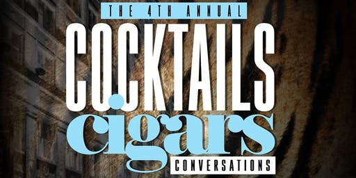 Cocktails, Cigars, & Conversation 2019 Alumni Block Party