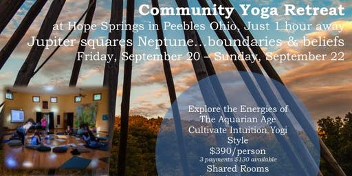 Community Yoga Retreat