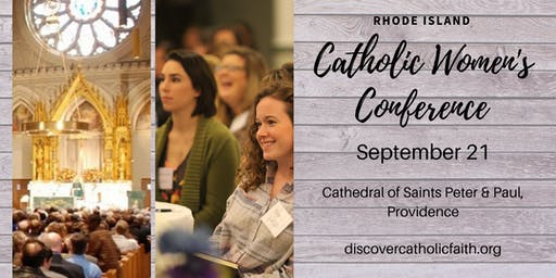 Rhode Island Catholic Women's Conference 2019