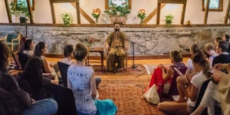 Alone with the Alone: A Silent Retreat w/ Pir Zia Inayat-Khan tickets