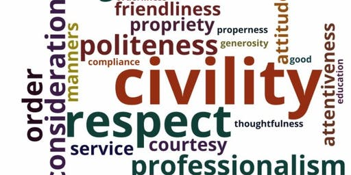 Civility in the Workplace Workshop