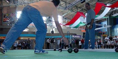 """Festa Italiana """"Oberto"""" Bocce Tournament at the Italian Festival tickets"""