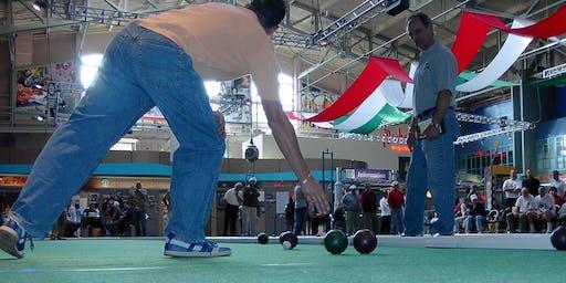 """Festa Italiana """"Oberto"""" Bocce Tournament at the Italian Festival"""