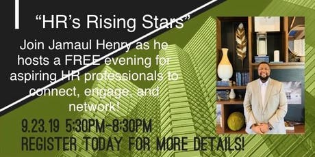 HR's Rising Stars - A Night of Networking! tickets