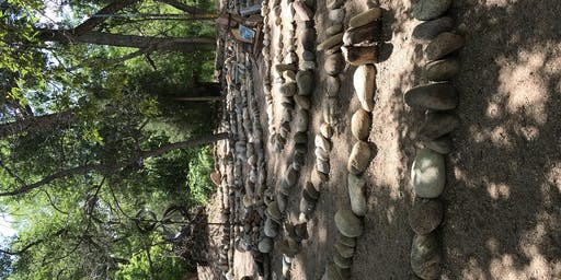 Flow Into Creativity at Sacred River Site with Creative-Shamanic Guide