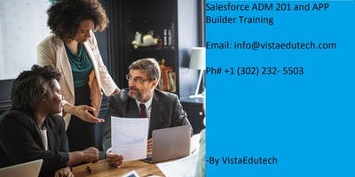Salesforce ADM 201 Certification Training in San Francisco Bay Area, CA