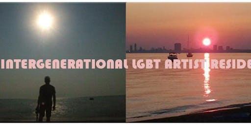 INTERGENERATIONAL LGBT ARTIST RESIDENCY 2019 OPEN STUDIOS