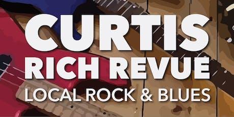 Curtis Rich Revue tickets