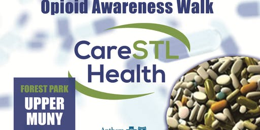 CareSTL Health Project O- Opioid Awareness Walk