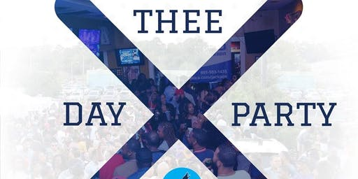 THEE Day Party X @ Last Call